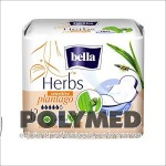 Absorbante igienice Bella Herbs Sensitive Patlagina - Polymed