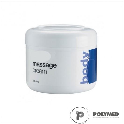 Crema de masaj pentru corp, neutral