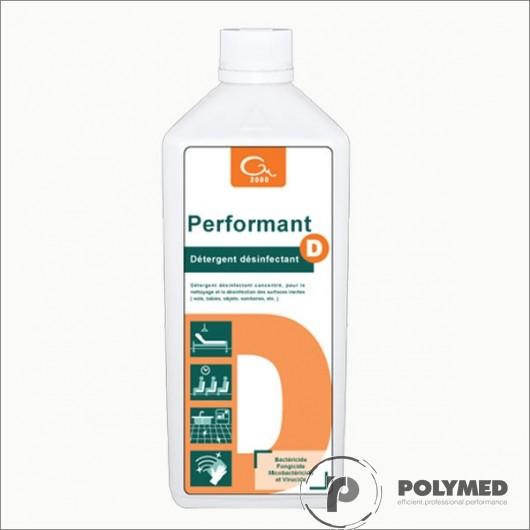 Dezinfectant lichid suprafete Performant D