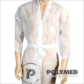 Kimono PPSB, alb/albastru, 72 cm x 100 cm