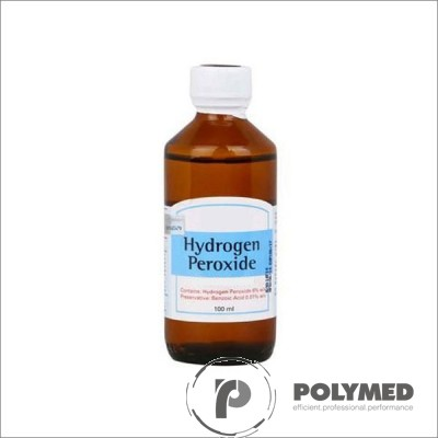Apa oxigenata, 100 ml - Polymed