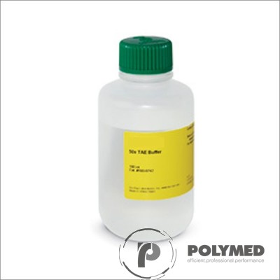 Tris acetic acid-EDTA, concentrat 10x - Polymed