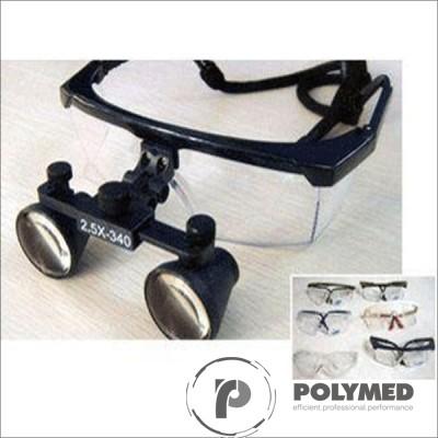 Lupa chirurgicala binoculara prismatica TMD-L 2.5 - Polymed