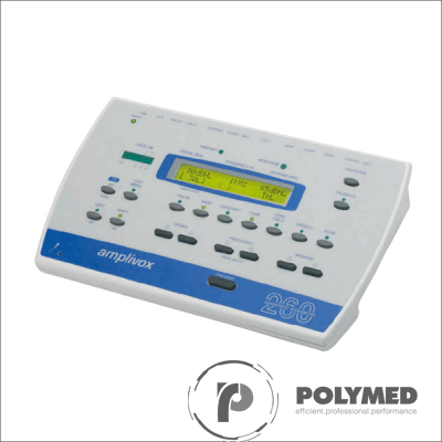 Audiometru de diagnostic Amplivox 260 - Polymed