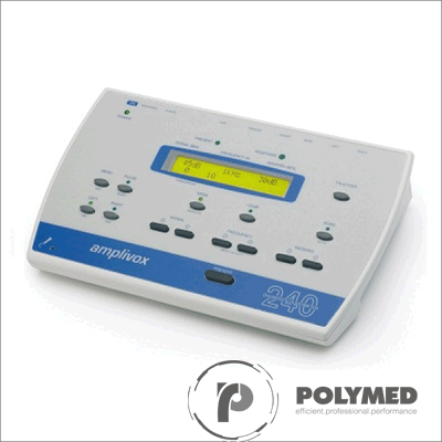 Audiometru de diagnostic Amplivox 240 - Polymed