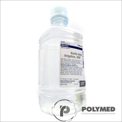 Acid acetic solutie, diverse concentratii