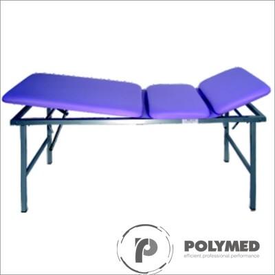 Canapea examinare, 3 sectiuni, CE-3V - Polymed