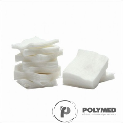 Comprese sterile PPSB, 5 cm x 5 cm, pliate in 4, 100 bucati