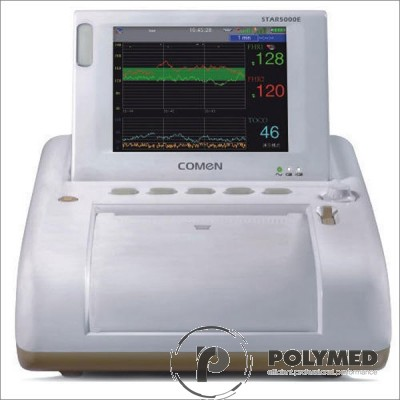 Monitor fetal Star 5000E - Polymed
