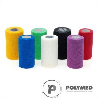 Bandaj coeziv, rola, 7.5 cm x 4.5 m, rola, diverse culori