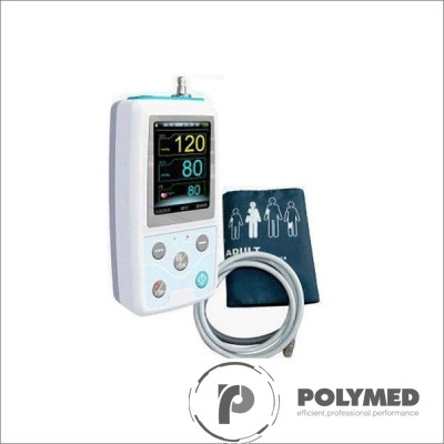 Holter tensiune arteriala ABPM50 - Polymed