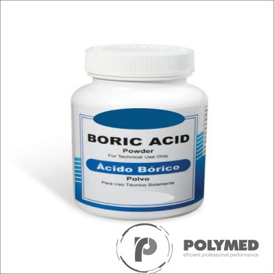 Acid boric, diverse dimensiuni - Polymed