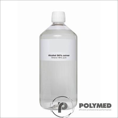 Alcool etilic p.a., exclusiv de laborator - Polymed