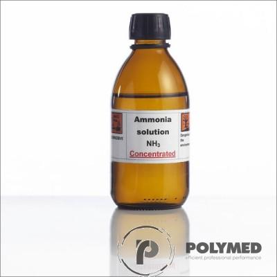 Amoniac 25%, diverse dimensiuni - Polymed