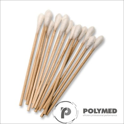 Aplicatoare cu puf pentru bonding-demineralizant, diverse marimi, 100 buc.