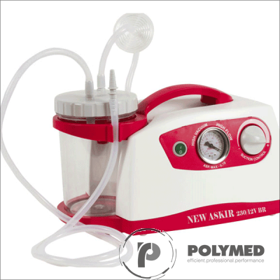 Aspirator chirurgical ambulanta Askir 30 - Polymed
