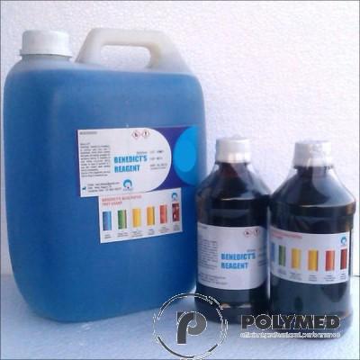 Reactiv Benedict (glucozurie) - Polymed