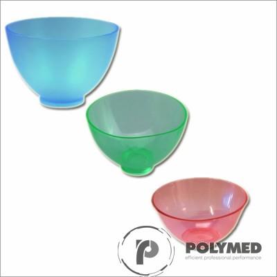 Bol de mixare din PVC - Polymed