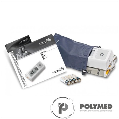 Tensiometru automat portabil Microlife BP A1 Easy - Polymed