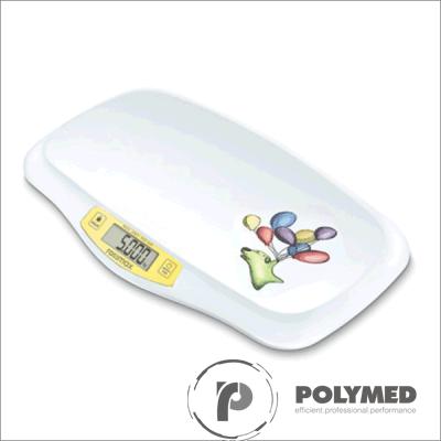Cantar digital bebelusi - Polymed