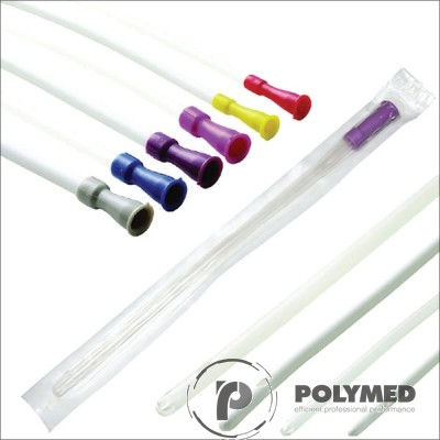 Canule rectale 40 cm (pt clisma / irigator) sterile- CH28 si CH30