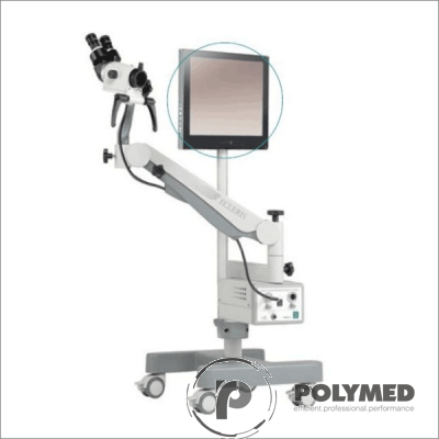 Sistem video pentru colposcop optic Ecleris - Polymed