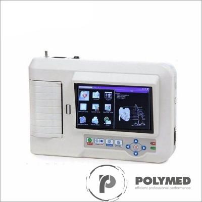 Electrocardiograf portabil 6 canale Contec ECG600G - Polymed
