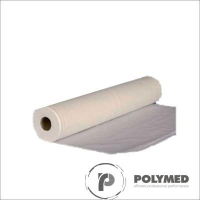 Musama cauciuc sintetic pentru pat de consultatie/tratament, rola 90 cm x 10 m