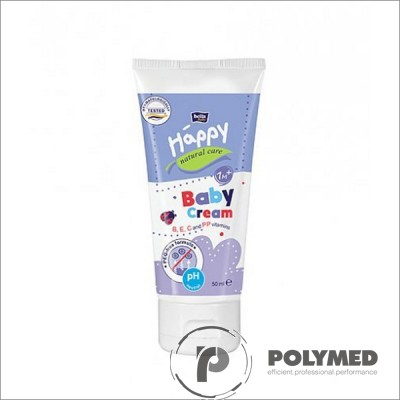 Crema Happy Natural Care - Polymed