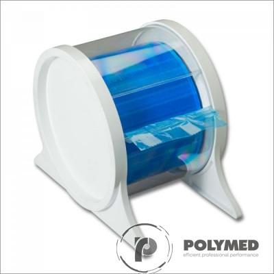 Dispenser rola film protectie, alb - Polymed