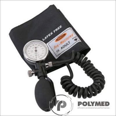 Tensiometru mecanic Duplex cu manometru la para - Polymed