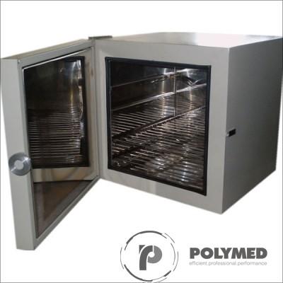 Sterilizator cu aer cald tip EC, diverse capacitati - Polymed