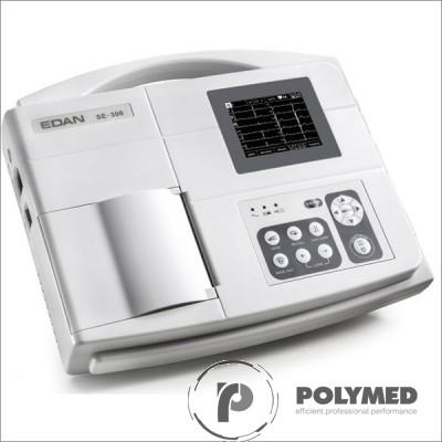 Electrocardiograf portabil cu 3 canale SE-300A - Polymed