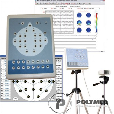Electroencefalograf digital KT88 - Polymed
