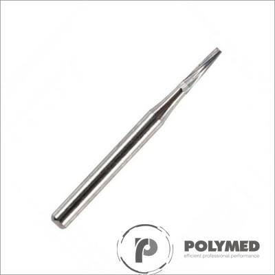 Freze carbid extradure pentru contraunghi, efilate - Polymed