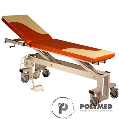 Canapea examinare electrica, 2 sectiuni, CE-ER - Polymed