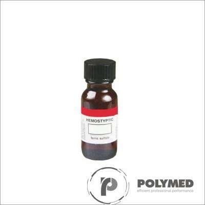 Sulfat ferric 25% gelificat, flacon - Polymed