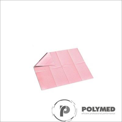 Bavete-campuri din polietilena+hartie, 33 cm x 45 cm, diverse culori, 500 buc.