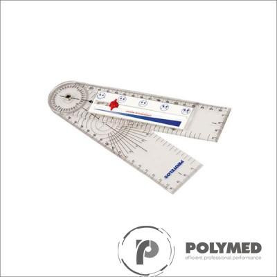 Goniometru cu scala de durere - Polymed