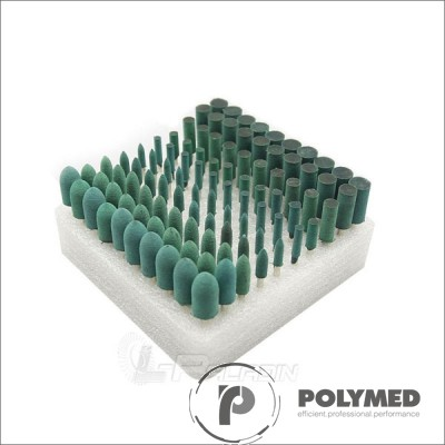 Gume polizare medium (finisare) - Polymed