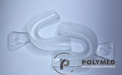 Gutiera din plastic pentru albirea dintilor