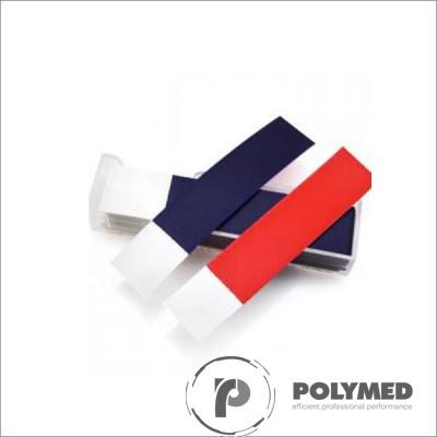 Hartie articulatie dreapta pentru ocluzii - Polymed