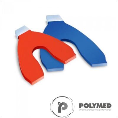 Hartie articulatie potcoava pentru ocluzii - Polymed