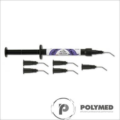 Compozit fluid i-FLow, seringa 5 gr., 5 varfuri - Polymed