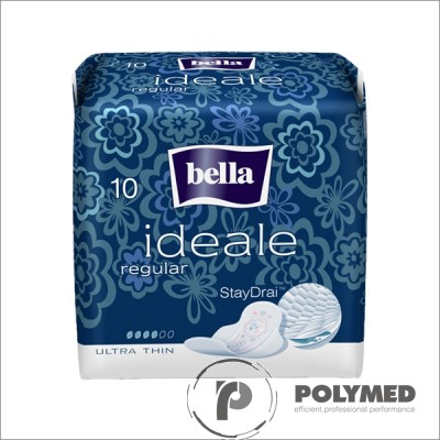 Absorbante igienice subtiri Ideale Ultra Regular - Polymed