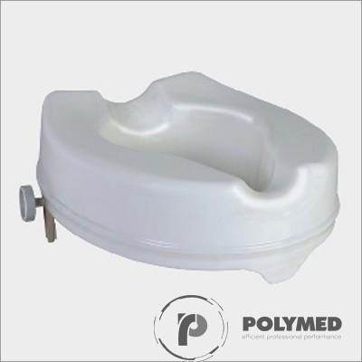 Inaltator de plastic pentru scaun de WC de 5/10 cm FS666B