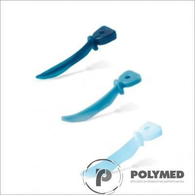 Pene Poly interdentare cu inel - Polymed