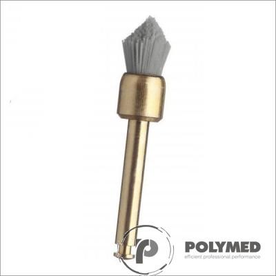 Periute detartraj si lustruire interdentara (ascutite), nylon, 10 buc.