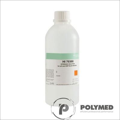 Clorura de potasiu 3M, 250 ml  - Polymed
