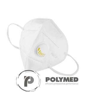 masca kn95 (ffp2) - polymed.ro